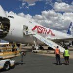Dachser: do Namibii i z powrotem