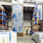 Dachser dla Flowey: logistyka na błysk