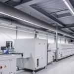 Wyzwania oświetlenia hali projektowo-produkcyjnej