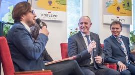 Słoneczna Ukraina w Polsce - premiera win Koblevo BIZNES, Gospodarka - AMBRA S.A. wprowadza na polski rynek znaną markę win ukraińskich Koblevo.
