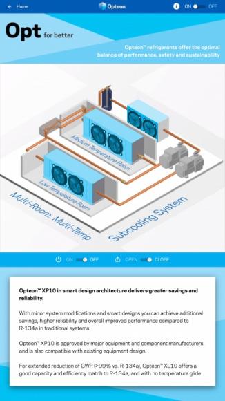 Czynnik chłodniczy Opteon™ XP10 w zastosowaniach średnio- i niskotemperaturowych Przemysł, BIZNES - Czynnik chłodniczy Opteon™ XP10 (R-513A) w zastosowaniach średnio- i niskotemperaturowych