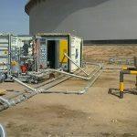 Czyszczenie zbiorników naftowych będzie bardziej przyjazne środowisku