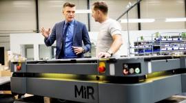 Mobile Industrial Robots (MiR) zgodnie z prognozami niemalże potraja sprzedaż Przemysł, BIZNES - Mobile Industrial Robots, pionier i lider na rynku autonomicznych robotów mobilnych (AMR), zrealizował cel ustanowiony po 2017 – w 2018 osiągnął 160-procentowy wzrost przychodów. Region Europy Środkowo-Wschodniej odpowiada za około 10% całkowitej sprzedaży MiR.