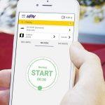 Aplikacja mPay w krakowskiej strefie płatnego parkowania