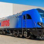 Tabor LOTOS Kolej wzbogaci się o pięć nowoczesnych lokomotyw firmy NEWAG