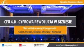 Najlepsi finansiści z Pomorza spotkają się w Sopocie BIZNES, Gospodarka - W Sopocie odbędzie się pierwsze spotkanie pomorskich CFO w ramach ogólnopolskiego cyklu pięciu kongresów dyrektorów finansowych