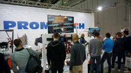 Maszyny Promotechu zadebiutowały na targach we Włoszech BIZNES, Gospodarka - Szeroka oferta innowacyjnych urządzeń Promotechu spotkała się z dużym zainteresowaniem kontrahentów podczas międzynarodowych targów Lamiera 2019 w Mediolanie.