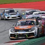 Agility partnerem logistycznym prestiżowych wyścigów Porsche Carrera Cup Asia