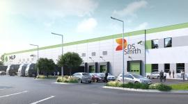 DS Smith wprowadza się do MLP Czeladź BIZNES, Gospodarka - Producent opakowań odebrał około 6500 m2 nowoczesnej powierzchni magazynowej w parku logistycznym MLP Czeladź.