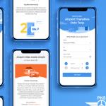 """Polska aplikacja """"dowiezie"""" na lotnisko w Norwegii"""
