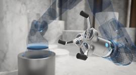 """OnRobot wprowadza nowy trójpalczasty chwytak do obsługi obiektów cylindrycznych Przemysł, BIZNES - OnRobot, producent pełnego asortymentu narzędzi robotycznych typu """"plug and produce"""" do aplikacji współpracujących, wprowadza na rynek innowacyjny, kompaktowy chwytak trójpalczasty 3FG15 o dużym posuwie do obsługi obiektów cylindrycznych."""