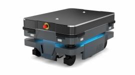 MiR250: nowy, autonomiczny robot mobilny Mobile Industrial Robots Przemysł, BIZNES - Mobile Industrial Robots zaprezentował nowego robota MiR250. Wprowadzenie na rynek MiR250 oznacza, że sektory przemysłowy, logistyczny i służby zdrowia zyskują nowe narzędzie do optymalizacji logistyki wewnętrznej.