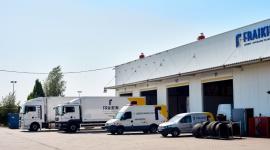 """""""Cichy pomocnik"""" firm i sklepów Transport, BIZNES - Firma Fraikin Polska wprowadziła dodatkowe procedury, aby zapewnić pracownikom i klientom maksimum bezpieczeństwa."""