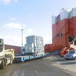 Fracht FWO – kolejne dostawy wyposażenia elektrowni wiatrowych z Polski do USA