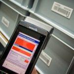 Etykiety RFID w pojemnikach wielokrotnego użytku w przemyśle
