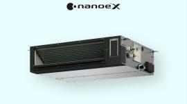 Panasonic wprowadza nowe jednostki kanałowe dla serii PACi BIZNES, Infrastruktura - Panasonic Heating & Cooling uzupełni ofertę systemów komercyjnych PACi o 7 nowych, łatwych do adaptacji w różnych rozwiązaniach, jednostek kanałowych – o mocy od 3,6kW do 14kW.