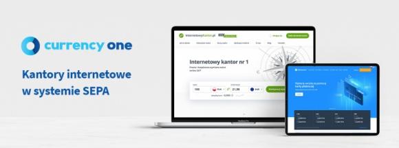 Kantory internetowe w systemie SEPA BIZNES, Gospodarka - Spółka Currency One została uczestnikiem systemu SEPA. Niedługo także, jako pierwsza polska instytucja, będzie w systemie SEPA Instant. Dzięki temu klienci serwisów InternetowyKantor.pl i Walutomat otrzymają nowe możliwości, których nie znajdą w podobnych fintechach.