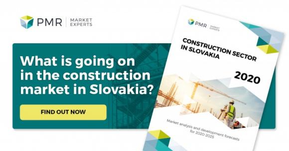 """Rynek budowlany Słowacji napędzany przez sektor inżynieryjny BIZNES, Infrastruktura - Jak wynika z najnowszego raportu firmy PMR """"Construction sector in Slovakia 2020. Development forecasts for 2020-2025"""", w 2019 r. wartość produkcji budowlanej w tym kraju zmniejszyła się o 4,5% r/r, po łącznym wzroście o 12% w latach 2017-2018."""