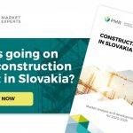 Rynek budowlany Słowacji napędzany przez sektor inżynieryjny