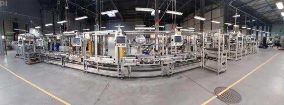 Krakowska firma Automationstechnik wdraża rozwiązania Przemysłu 4.0 Przemysł, BIZNES - Dzięki automatyzacji i cyfryzacji procesów firma Automationstechnik przyspieszyła realizację zamówień, obniżyła koszty i uzyskała przewagę konkurencyjną