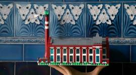 Projekt miniaturowej Elektrowni Scheiblera z klocków LEGO® BIZNES, Infrastruktura - Projekt miniaturowej Elektrowni Scheiblera z klocków LEGO®, stworzony przez Michała Dudę, łodzianina i pasjonata klocków, został właśnie zgłoszony do konkursu LEGO® IDEAS