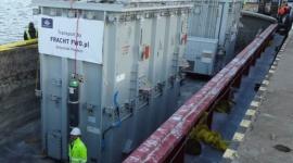 Fracht FWO utrzymuje wysoką dynamikę realizacji dostaw project cargo Transport, BIZNES - Fracht FWO Polska, operator logistyczny dla przemysłu, utrzymuje wysoką dynamikę realizacji dostaw z zakresu project cargo. Firma zrealizowała właśnie kolejny tego typu transport w tym roku. Były to dwa transformatory o łącznej wadze 294 ton.