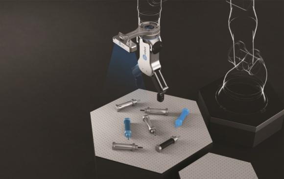 OnRobot zwiększa funkcjonalność systemu wizyjnego Eyes Przemysł, BIZNES - OnRobot udowadnia zaangażowanie w proces nieustannego, szybkiego rozwoju produktów poprzez wprowadzenie aktualizacji oprogramowania dla popularnego systemu wizyjnego Eyes stosowanego w rozwiązaniach robotycznych.