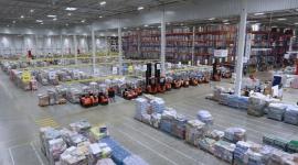 ID Logistics podsumowuje I półrocze 2020 Transport, BIZNES - ID Logistics, jeden z europejskich liderów logistyki kontraktowej, podsumował wyniki za I półrocze 2020. W tym czasie przychody firmy zwiększyły się o 4,3 proc. do 776,6 mln EUR, bieżący wynik operacyjny wzrósł do 20,1 mln EUR.