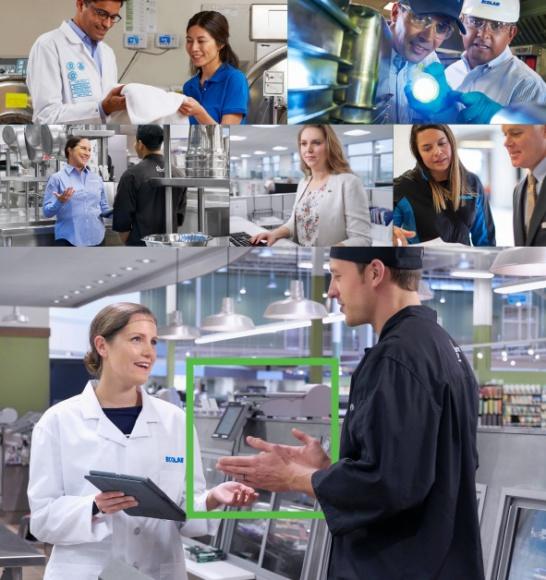 Ecolab zwiększa produkcję w Europie i wprowadza nowość dla sektora hotelarskiego Przemysł, BIZNES - Ecolab siedmiokrotnie zwiększa moce produkcyjne w Europie i wprowadza na polski rynek w pełni wirusobójczy preparat do dezynfekcji rąk przeznaczony dla branży HoReCa.