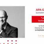 """APA Group otrzymała tytuł """"Lidera technologii"""" w Konkursie Diamenty Top Industry"""