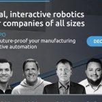 OnRobot Expo poświęcone automatyzacji współpracującej