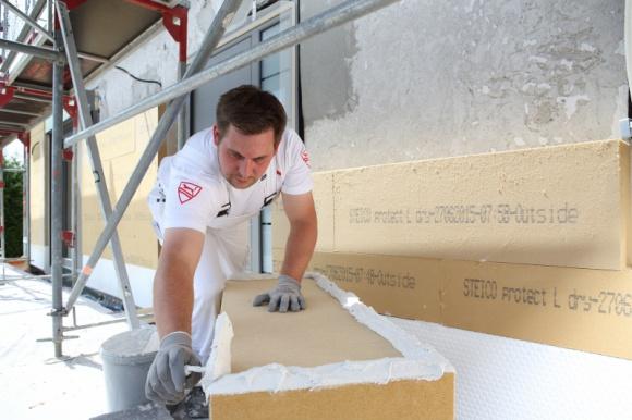 STEICO SE rusza z budową kolejnej fabryki w Polsce Przemysł, BIZNES - W Gromadce koło Bolesławca (woj. dolnośląskie) już pod koniec przyszłego roku ma ruszyć produkcja płyt termoizolacyjnych.