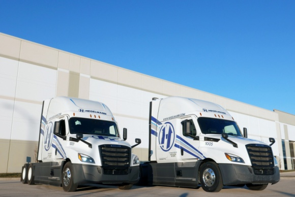 Hegelmann Group rozpoczyna ekspansję w USA Transport, BIZNES - W ciągu pierwszych trzech lat chce zainwestować 10 mln euro